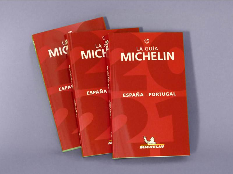 Guia Michelin 2021 Estrellas Michelin