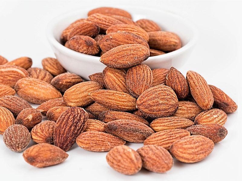 Snacks Saludables almendras