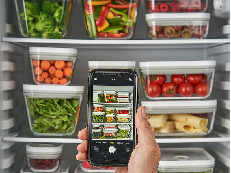 Fresh and Save App ZWILLING Culinary World