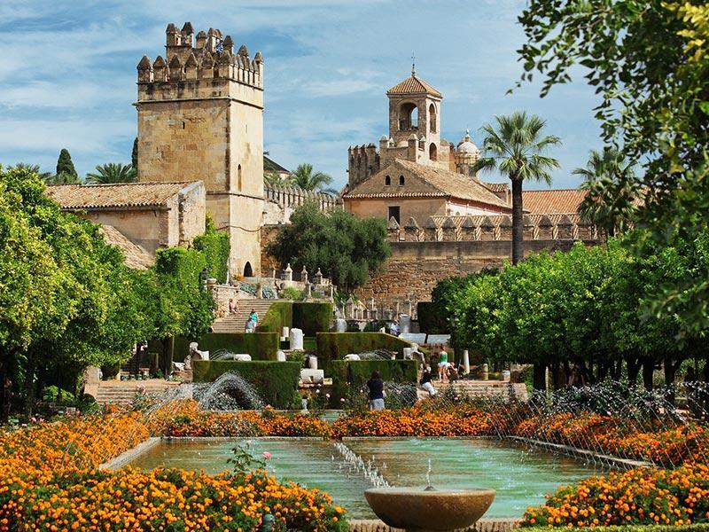 Lugares que ver en Córdoba Alcazar de los reyes cristianos