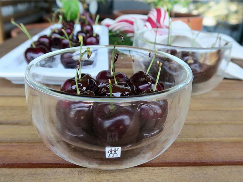 Cerezas con chocolate Bol de Sorrento Zwilling