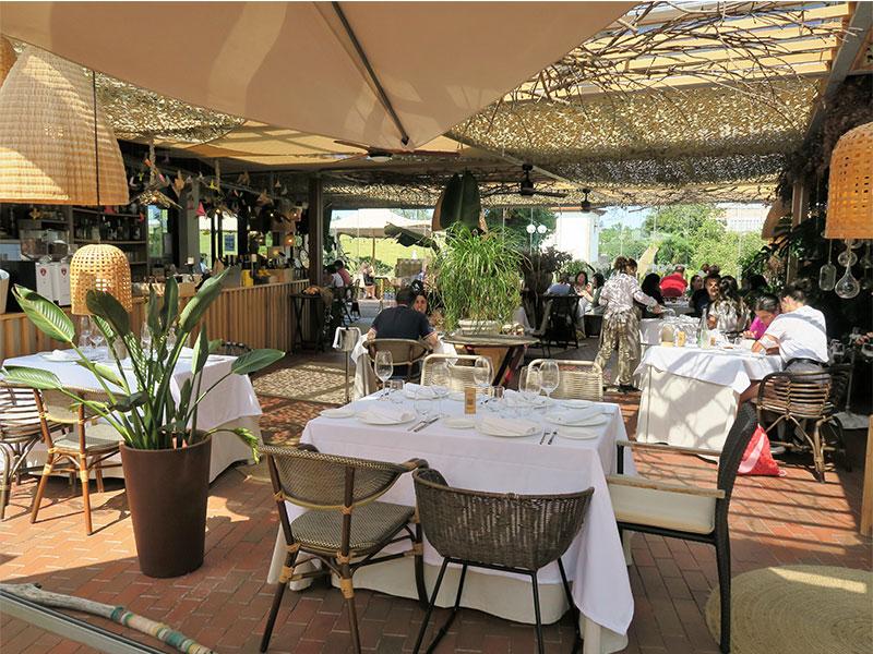 Las Terrazas de Sardalla en Ribadesella restaurante