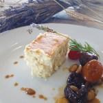 Queso-de-cabra-fruta-y-frutos-secos-en-compota-de-Caelia