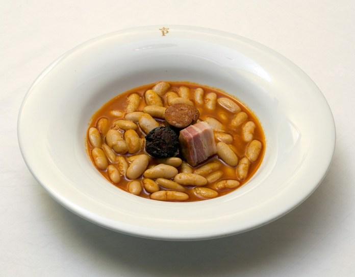 Fabada Asturiana. Parador de Cangas de Onís