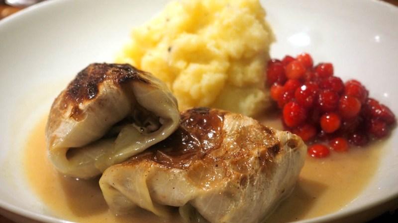 Sarmale suedeze (Sursă foto: FoodEmperor.com)