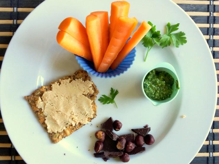 3 sunder eftermiddagssnacks