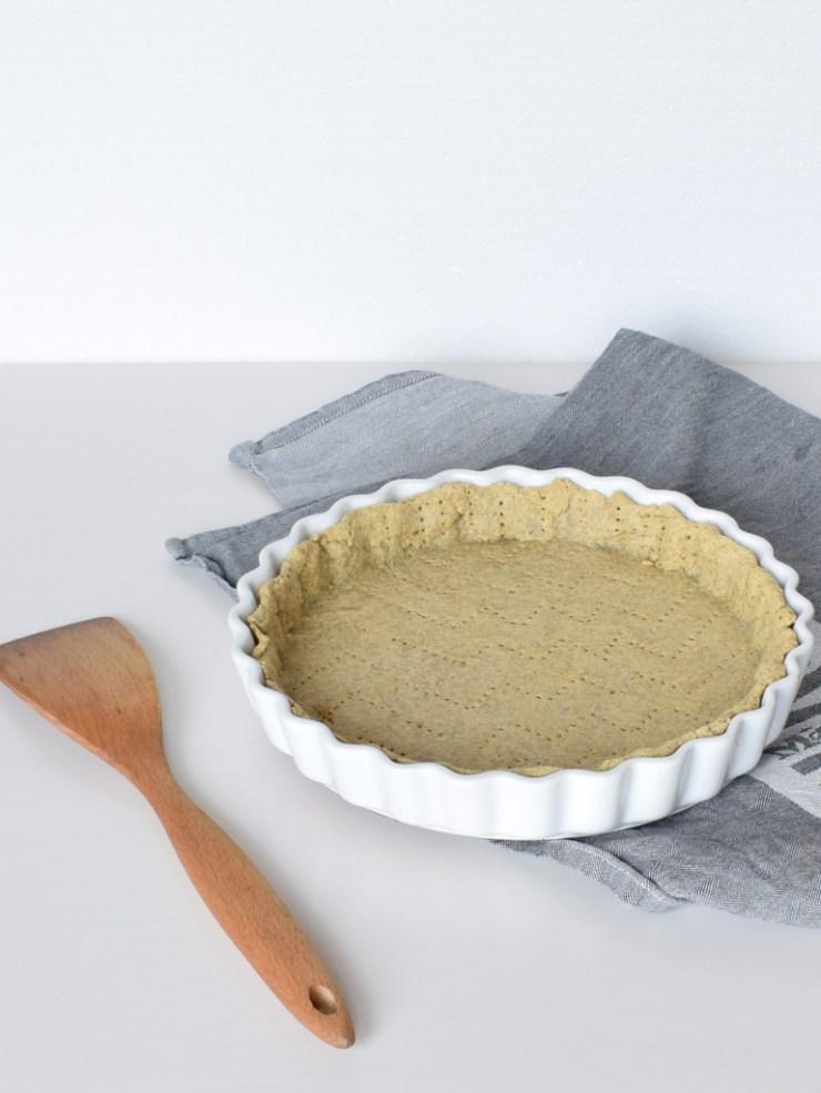 glutenfri tærtebund