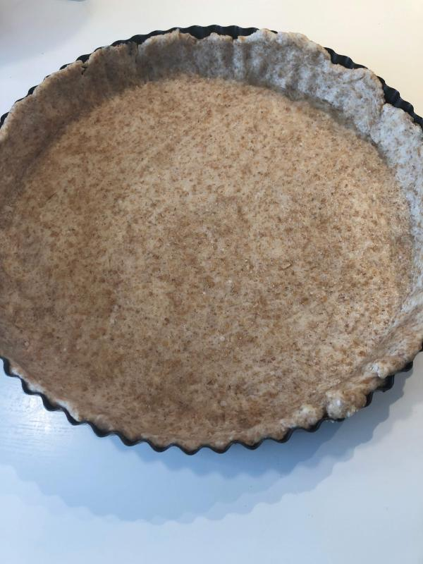 Grov tærtebund