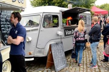 van dough truck