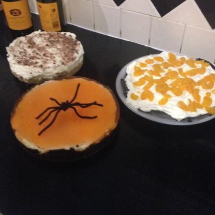 Halloween deserts