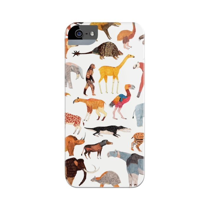 Ohh Deer extinct phone case