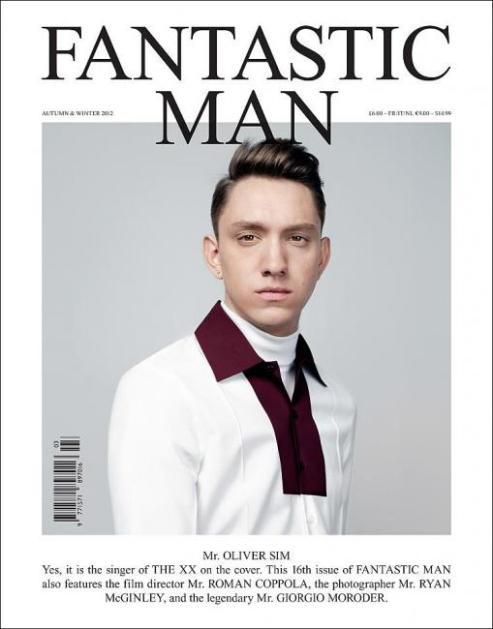fantastic man cover