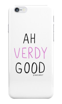 Aoife Dooley Stun Hun iphone phone cover