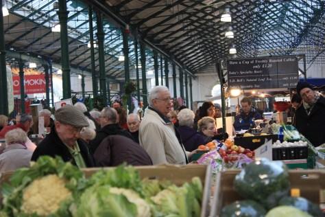 georges street belfast, belfast market, visit belfast, belfast food, georges market belfast, northern ireland food market
