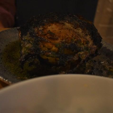 Half roast cabbage Maray Liverpool GastroGays Bold Street restaurant