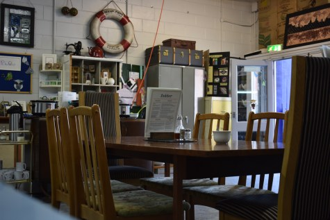 fodder cafe canteen liverpool gastrogays landscape interior details vintage menu table