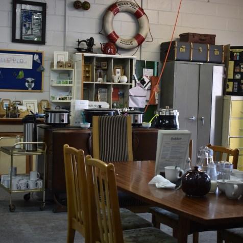 fodder cafe canteen liverpool gastrogays portrait interior vintage trinkets sideboard