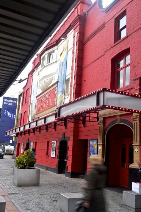 stage door theatre stratford e15 london drama comedy venue