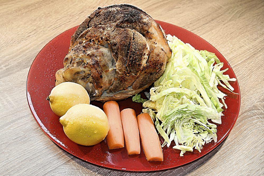 A ropogós-omlós sertéscsülök