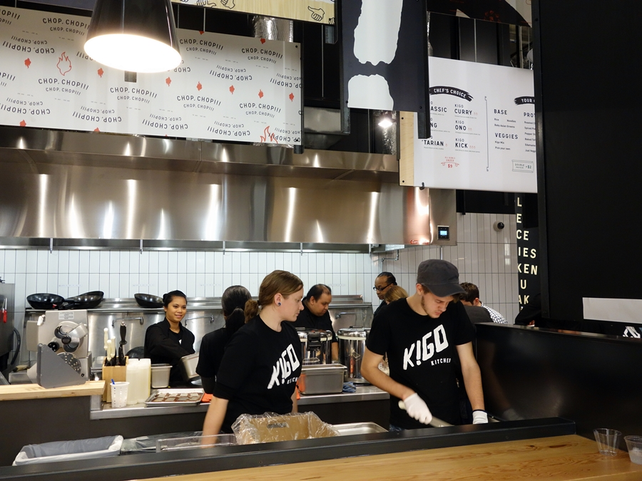 Kigo Kitchen and Kaisho Just How Inspiring Is Asian