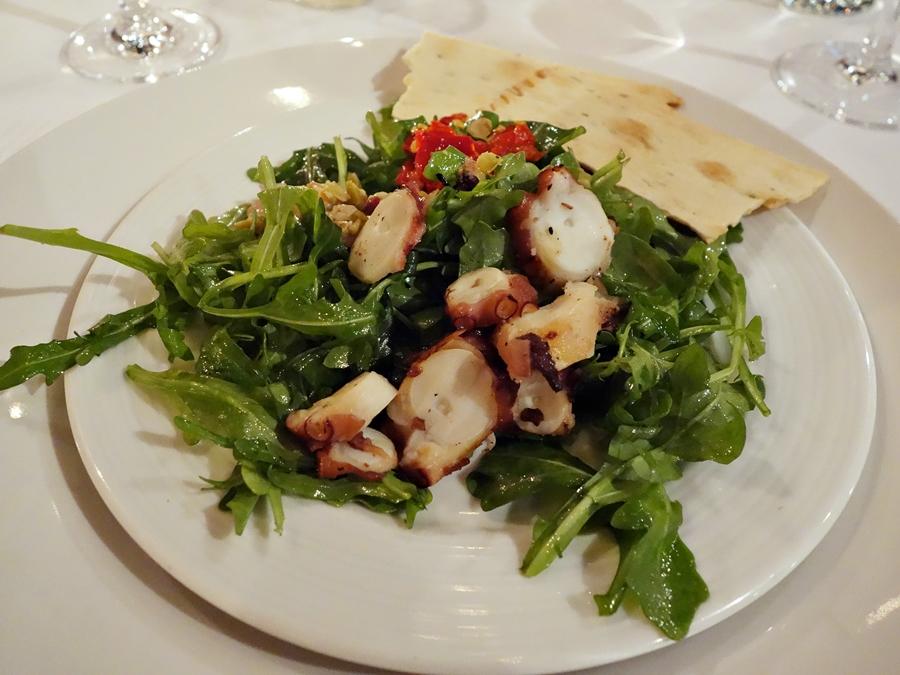 Cold Octopus Salad Recipe