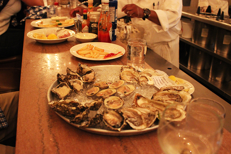 The Grand Central Oyster