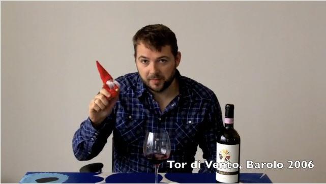 Simon giver et bud på vinen til juleaften