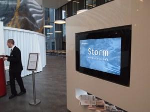 Billede Restaurant Storm