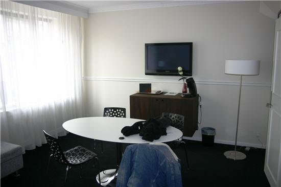 HotelFerdinand - suite - stue