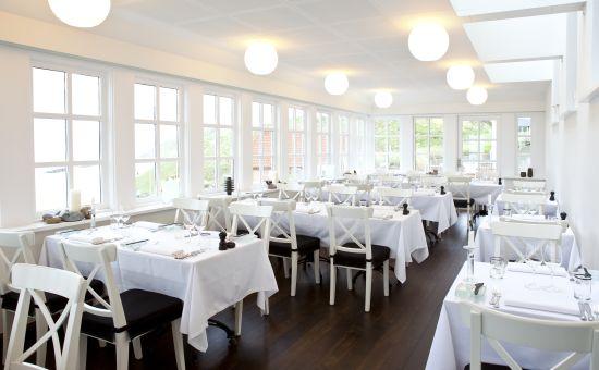 Danmarks bedst belligende restaurant?