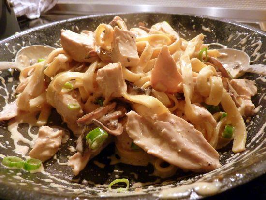 Pasta med helstegt kylling1 (7)