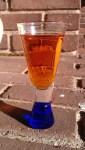 Egesnaps i glas