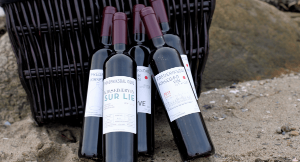 Frederiksdal Kirsebærvin – dansk vin når det er bedst