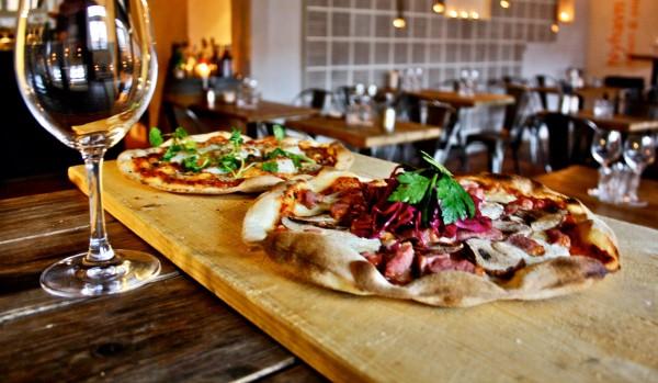 Gorm's lækre pizze og lokaler i Nyhavn!