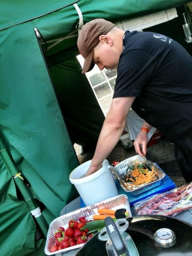 Her det Anders der gør bær og grønt klar til 'smagen af fyn'