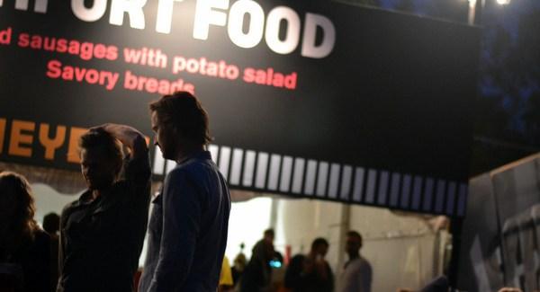 Roskilde Festival 2013: Det skal du spise!