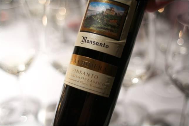 1995 La Chimera fra Castello di Monsanto
