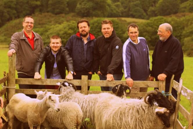 The Irish Boys...