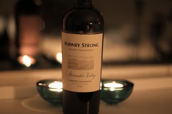 Rodney Strong fra Alexander Valley i Sonoma fra Skjold Bürne...