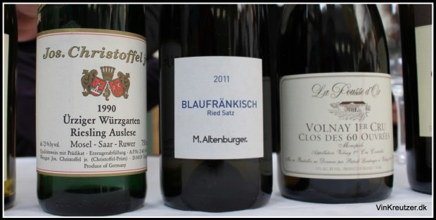 Auslese Riesling Mosel