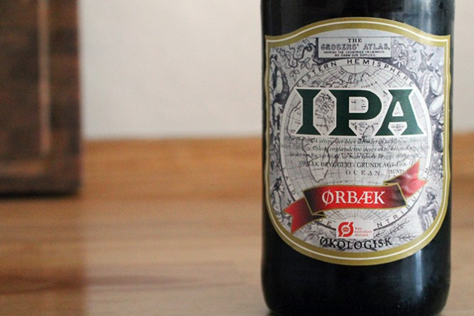 Ørbæk Bryghus havde testens eneste økologiske IPA
