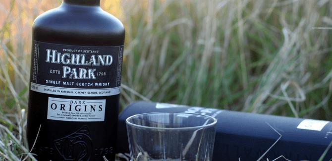 Weekendtesten: Highland Park Dark Origins