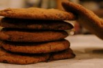 Triple chokolate cookies