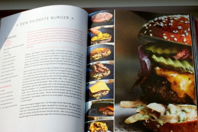 """Minder faktisk lidt om """"Klassisk GM Burger""""..."""