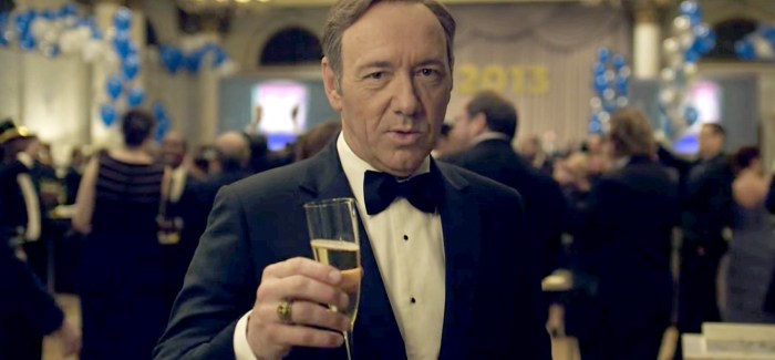 The House of Cards Drinking Game