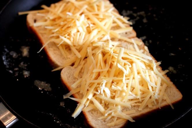 Du må ikke spare på osten....