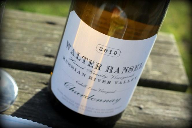 Lækker Chardonnay til de varme sommeraftener...