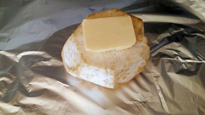 Selleri og smør