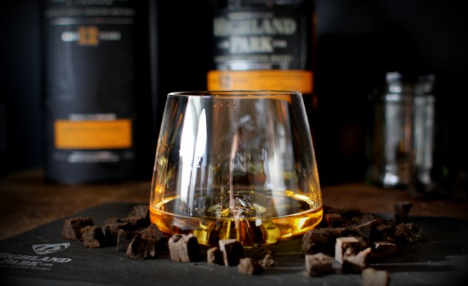Et perfekt dram til en Wednesday Whisky...