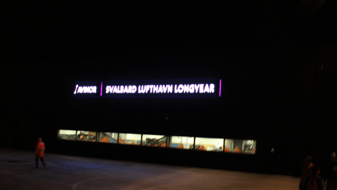 Velkommen til Svalbard